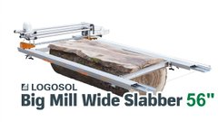 "Пилорама Logosol Big Mill Wide Slabber 56"" (142 см)"