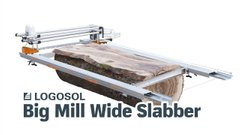 "Пилорама Logosol Big Mill Wide Slabber 66"" (167 см) + удлинение 1 м, 135, 167"